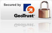 Sicheres Online Shopping - Geotrust SSL