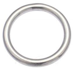 100 x Rundring verzinkt 40 x 4 mm  O-Ring Ringe Ring Rundringe O-Ringe
