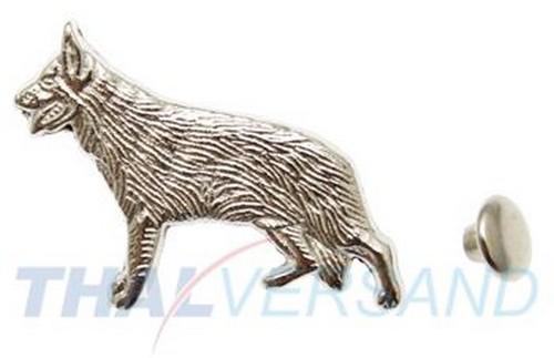 THM 10er Pack Ziernieten Hund Schäferhund #442 Motivniete Lederniete