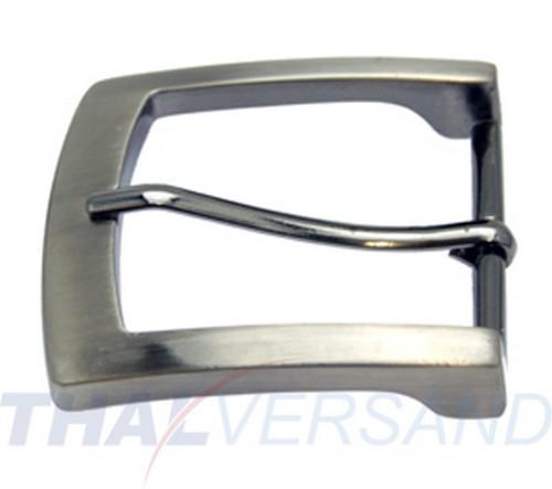 Guertelschnalle-fuer-40mm-Guertel-Silber-Antik-Guertelschliesse-Buckle-Schliesse