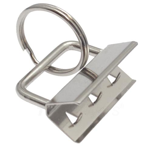 50 Stk Schlüsselband Rohling Schlüsselanhänger Rohlinge 32mm Lanyard Lanyards