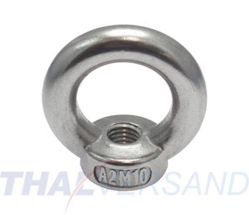 Augmutter M6 Ringmutter aus Edelstahl M12