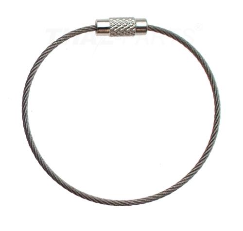 Harilla 50pcs 20mm Metall Runde Runde Geteilte Ringe Schl/üsselring Befunde f/ür DIY Schmuck