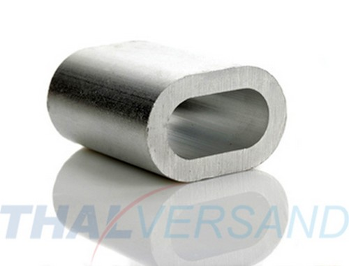 Aluminium Pressklemmen 2,0mm Alu Presshülsen DIN 3093 - THAL VERSAND