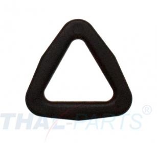 10 st ck dreieck triangel ring 20mm kunststoff dreikant. Black Bedroom Furniture Sets. Home Design Ideas